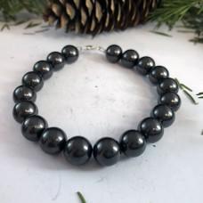 """Bracelet """"The Black Pearl"""""""