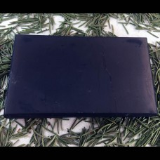 Shungite Tile Polished 10X6X1 cm
