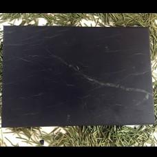 Shungite Tile Unpolished 10X15X1cm