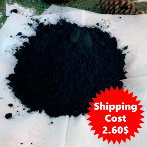 Powder Of Shungite 0-1mm 800 gr (1 8 Lb)