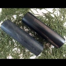 2 Harmoniser (Cylinder) Polished Of Shungite
