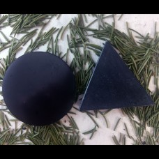 Pocket Harmonizers Polished Disc & Triangle