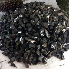 Crystals shungite Elite 1000gr (stones 1-5 gr)