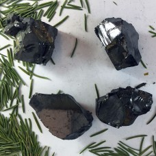 Crystals shungite Elite 50 gr (11-20 gr stones)