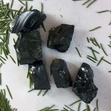 Crystals shungite Elite 50 gr (6-10 gr stones)