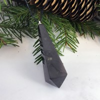 """Pendant """"Pendulum"""" Of Mineral Shungite"""