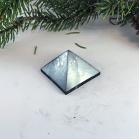 Pyramid 50X50mm Polished Shungite